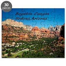 Boynton Canyon8x6 Puzzle