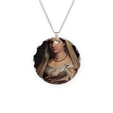Lady with a Veil Necklace