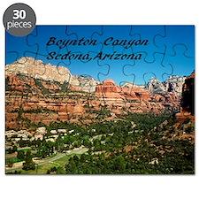 Boynton Canyon12x9 Puzzle