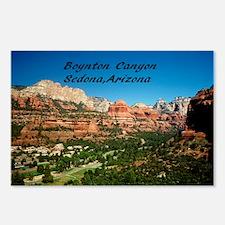 Boynton Canyon12x9 Postcards (Package of 8)