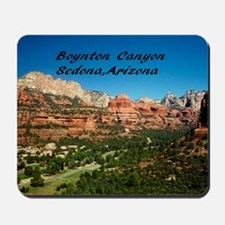 Boynton Canyon14x10 Mousepad