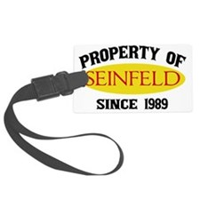 propertyofseinfeld Luggage Tag