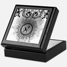 combat_sports_muay_thai Keepsake Box