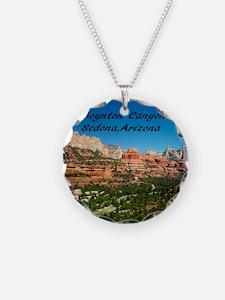 Boynton Canyon11.5x9 Necklace