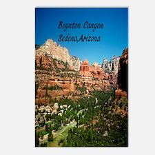 Boynton Canyon5.5x8.5 Postcards (Package of 8)