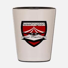 CFL_Washington War Machine Logo10inch Shot Glass