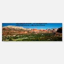 Boynton Canyon42x14 Bumper Bumper Sticker