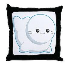babyseal Throw Pillow