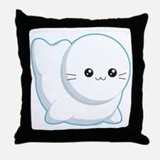 babyseal Throw Pillow