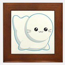 babyseal Framed Tile