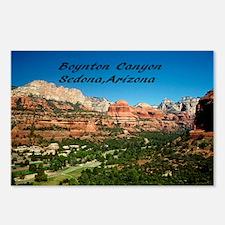 Boynton Canyon42x28 Postcards (Package of 8)