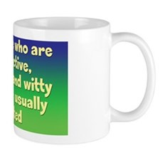 conceited_rect2 Mug