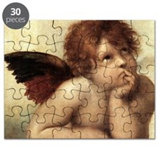 The Sistine Madonna (2nd detail) Puzzle