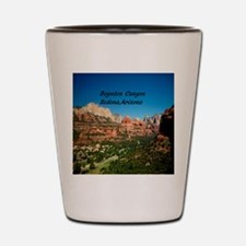 Boynton Canyon2.75x2.75 Shot Glass