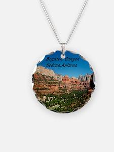 Boynton Canyon2.75x2.75 Necklace