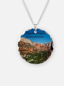 Boynton Canyon3.5x3.5 Necklace