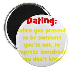 dating3 Magnet