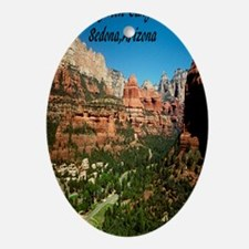 Boynton Canyon2.41x4.42 Oval Ornament