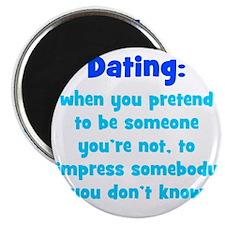 dating2 Magnet