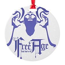 FREE AGE MAFIA VIOLET Ornament
