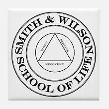 Smith & Wilson Tile Coaster