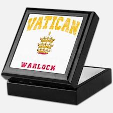 Vatican1 Keepsake Box