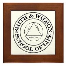 Smith & Wilson Framed Tile