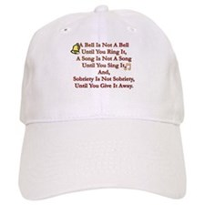 A Bell Is Not A Bell Baseball Cap