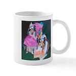 Birthday Collies Mug