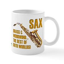 Sax - The Best of Both Worlds Mug