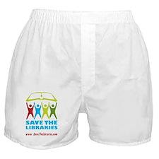 shirtlogosmall Boxer Shorts