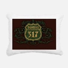 317-grunge-OV Rectangular Canvas Pillow