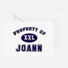 Property of joann Greeting Cards (Pk of 10)