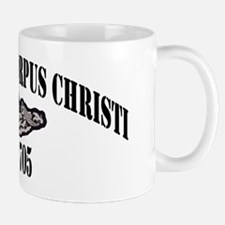 cochristi white  letters Mug