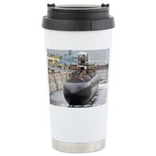 cochristi sticker Travel Mug