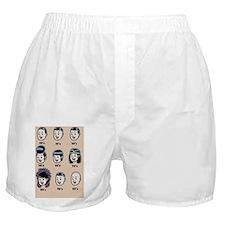 hair-history-CRD Boxer Shorts