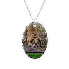 WrinkleCard1 Necklace