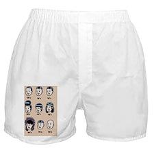 hair-history-STKR Boxer Shorts