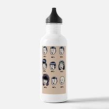 hair-history-STKR Water Bottle