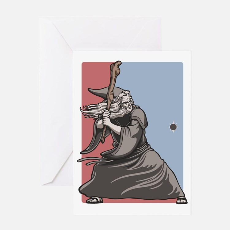fantasy-batter-T Greeting Card
