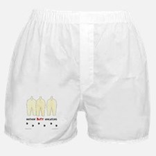 Nothin' Butt Wheatens Boxer Shorts