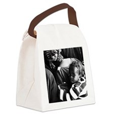 africanchild Canvas Lunch Bag