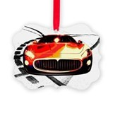 Maserati Picture Frame Ornaments