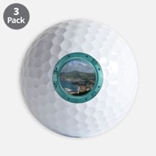 PortHole0005 Golf Ball