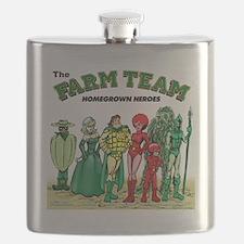FARM_TEAM-TSHIRT Flask