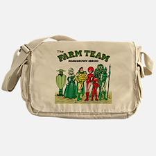 FARM_TEAM-TSHIRT Messenger Bag