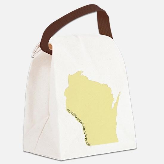 tmkf Canvas Lunch Bag