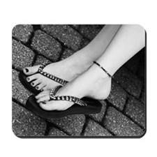 feet9-1410 Mousepad