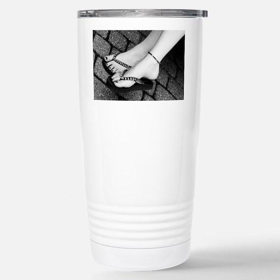 feet9-1410 Stainless Steel Travel Mug