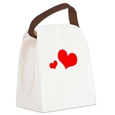 SRneg Canvas Lunch Bag